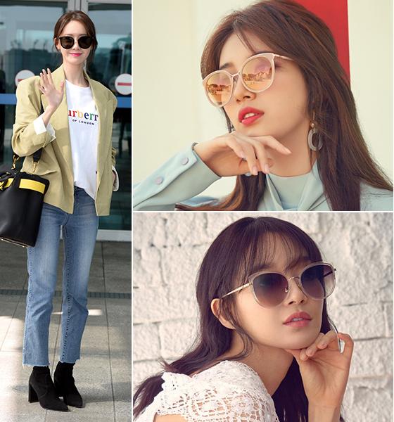 가수 겸 배우 소녀시대 윤아, 수지, 배우 신민아/사진=머니투데이 DB, 카린, 몰숀