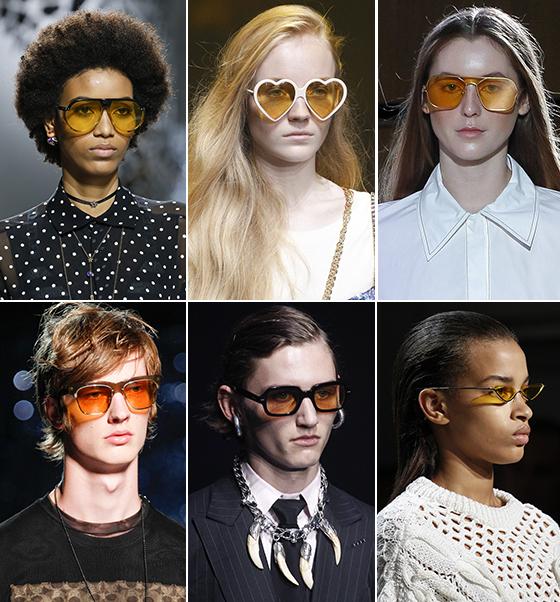 Christian Dior, Gucci, Rejina Pyo, Prabal Gurung, Coach1941 2018 S/S 컬렉션/사진=각 브랜드