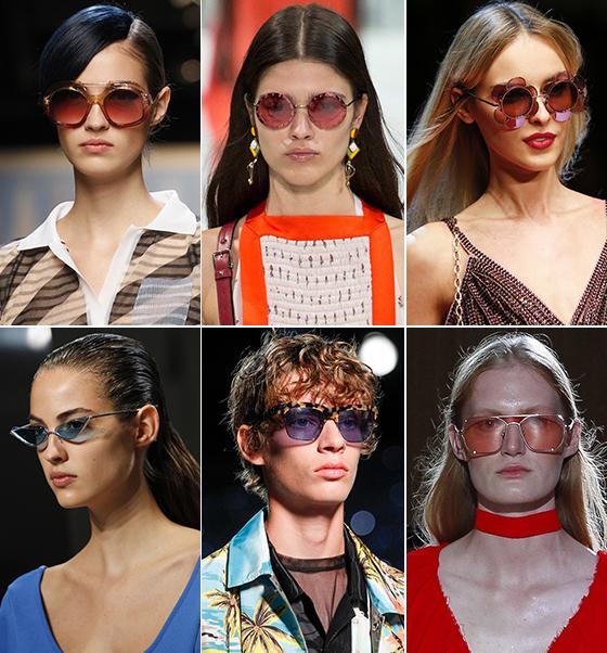 왼쪽부터 시계 방향으로 FENDI, Valentino, Dolce&Gabbana, Rejia Pyo, Coach1941, Prabal Gurung/사진=각 브랜드