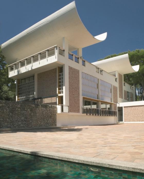 마그 재단 미술관, Photo by Josep Lluís Sert @Maeght Foundation Archives /사진제공=루이 비통