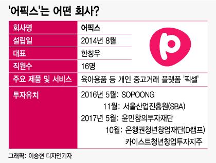 """""""중고 육아용품 한번에 사고 팔고"""""""