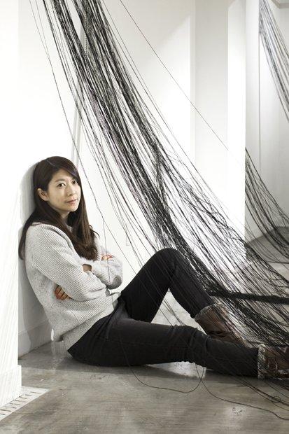 '2018 아티커버리' TOP1에 선정된 강은혜 작가./사진제공=아트1