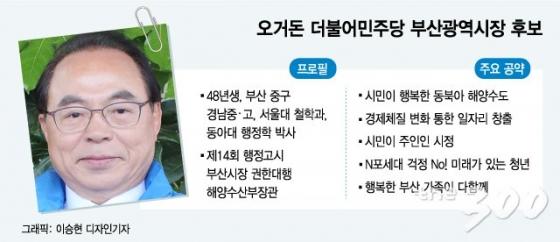 """'3전4기' 오거돈…""""지방권력 교체, 이번에는 해볼 만해"""""""