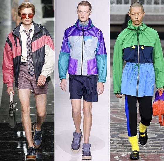 Fendi, Patrik Ervell, KENZO 2018 S/S Menswear/사진=각 브랜드