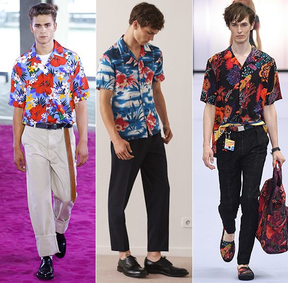/사진=Ami, Sandro, Paul Smith 2018 S/S Menswear