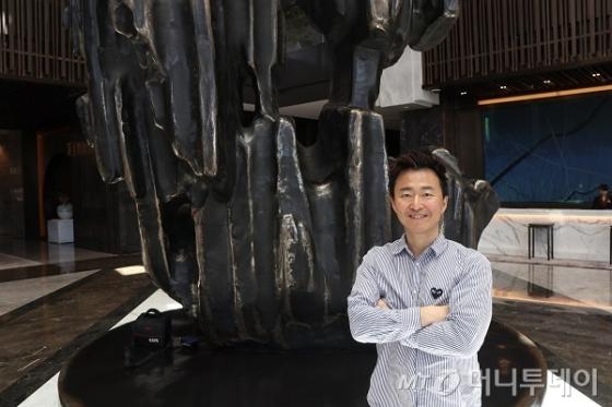박순우 LB인베스트먼트 중국 대표/사진= 진상현 베이징 특파원