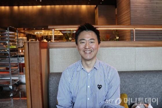 박순우 LB인베스트먼트 중국 대표/사진= 진상현 베이징 특파원.