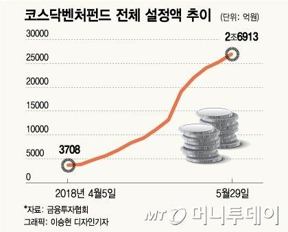 [MT리포트] '2.7조 묻지마 투자' 벤처펀드의 네가지 함정