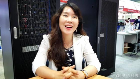이은혜 에스앤지파워 대표
