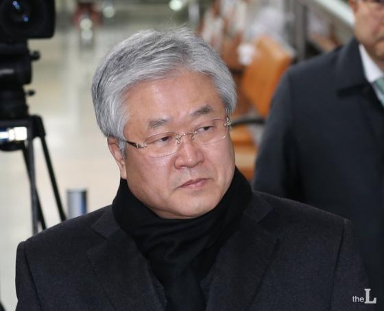 박상진 전 삼성전자 대외협력담당 사장