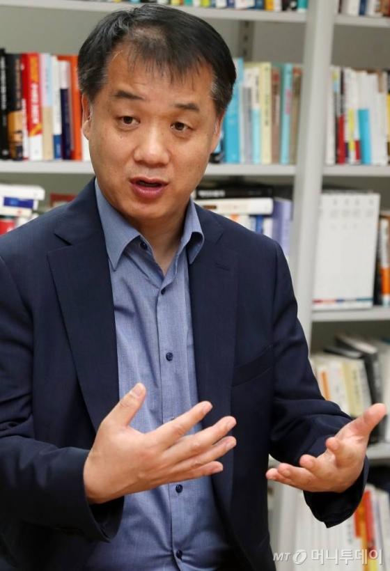이석기 산업연구원 선임연구위원/사진=김휘선 기자