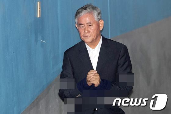 최경환 자유한국당 의원 © News1 이승배 기자