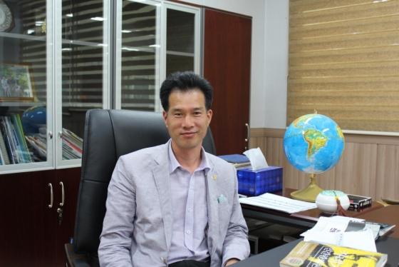 오인섭 아시아 대표