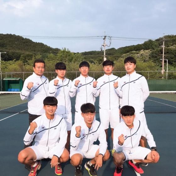 대전대 정구부, '차이니즈컵 국제정구대회' 한국대표 출전