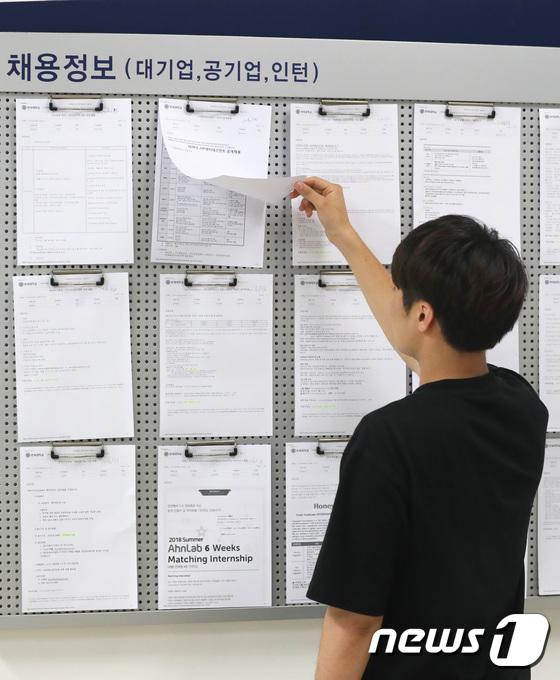 [사진]통계청, 5월 청년실업률 10.5%.. '역대 최악'