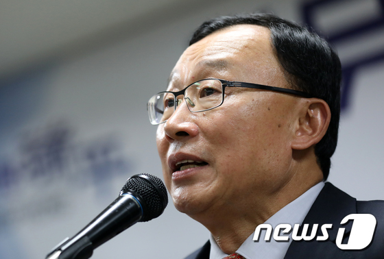 채동욱 전 검찰총장. 2017.8.29/뉴스1 © News1 구윤성 기자