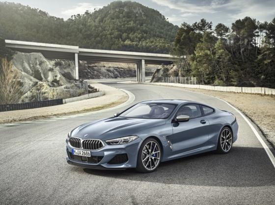 BMW 뉴8 시리즈 쿠페/사진제공=BMW