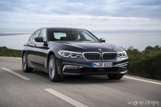 BMW 뉴 520i 럭셔리 /사진제공=BMW그룹 코리아