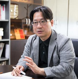 이동연 한국예술종합학교 기획처장./사진제공=한국예술종합학교