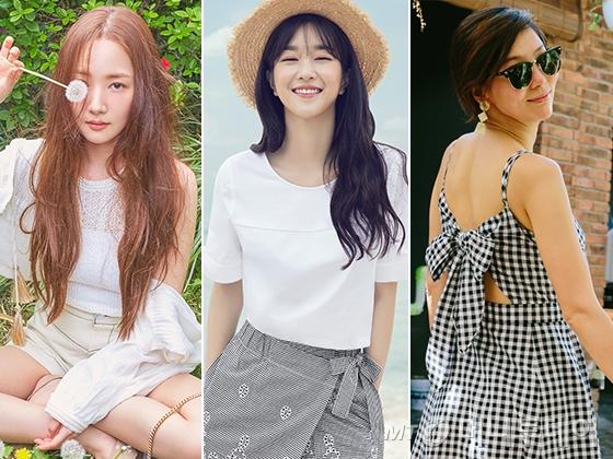 배우 박민영, 서예지, 방송인 김나영 /사진=하이컷, 올리비아로렌, 앳코너