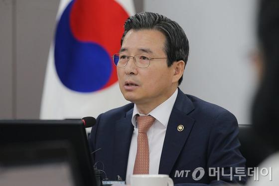 김용범 금융위 부위원장