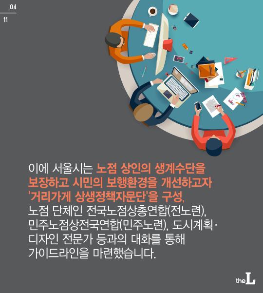 [카드뉴스] 서울 노점상, 이젠 허가받고 영업?