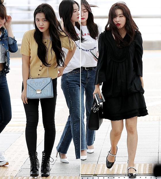그룹 레드벨벳 예리, 슬기/사진=김창현 기자, 뉴스1