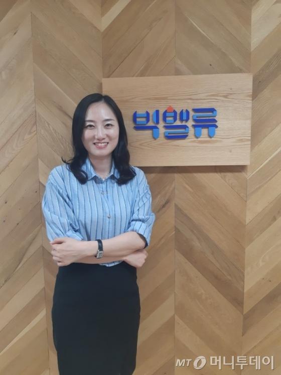 김진경 빅밸류 이사