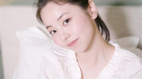 배우 안소희 /사진제공=랑콤