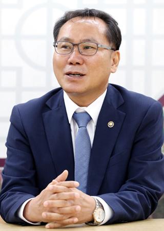 김종진 문화재청장./사진=홍봉진 기자