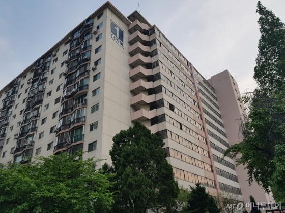서울 서초구 서초동 신동아아파트 전경. /사진=박치현 기자