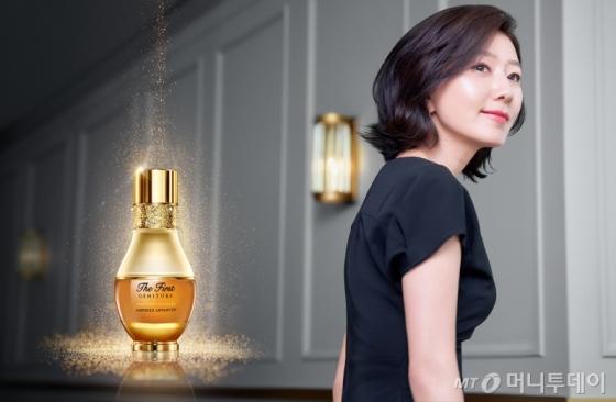 배우 김희애 /사진제공=LG생활건강 오휘