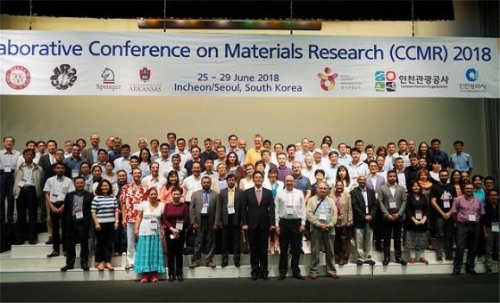 광운대, 국제 재료 학술대회 CCMR 2018 컨퍼런스 개최