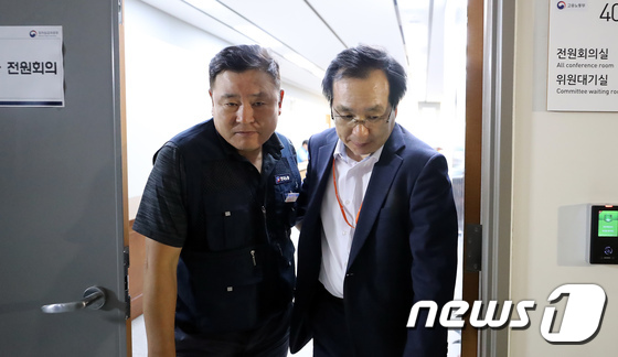 """[사진]최저임금위 """"사용자위원 기다려 봅시다"""""""