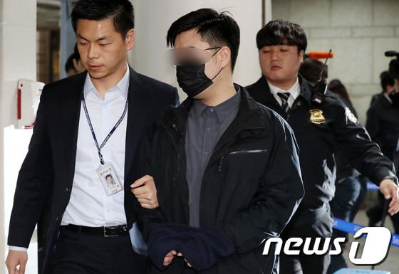 '민주당원 댓글조작 사건'의 공범으로 지목된 박모씨(필명 서유기)© News1