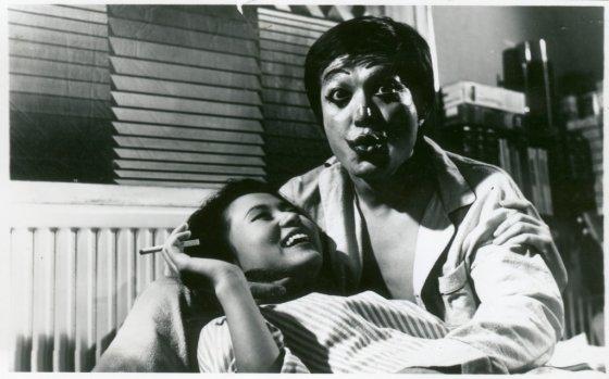 영화 '별들의 고향' 의 한장면/사진=충무로뮤지컬영화제 사무국