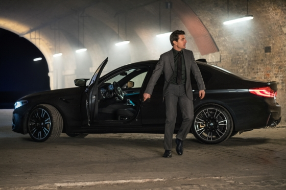 '미션임파서블-폴아웃'에 등장한 BMW 뉴 M5 /사진제공=BMW