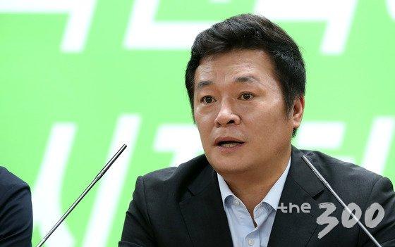 김철근 바른미래당 대변인. 2017.7.30/뉴스1  <저작권자 © 뉴스1코리아, 무단전재 및 재배포 금지>