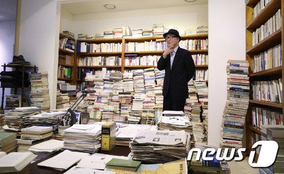 고은 시인.  © News1
