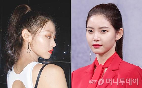 AOA 설현, 배우 황승언 /사진=설현 인스타그램, 머니투데이 DB