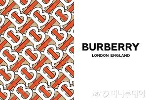 버버리, 20년 만에 로고·모노그램 바꾼다
