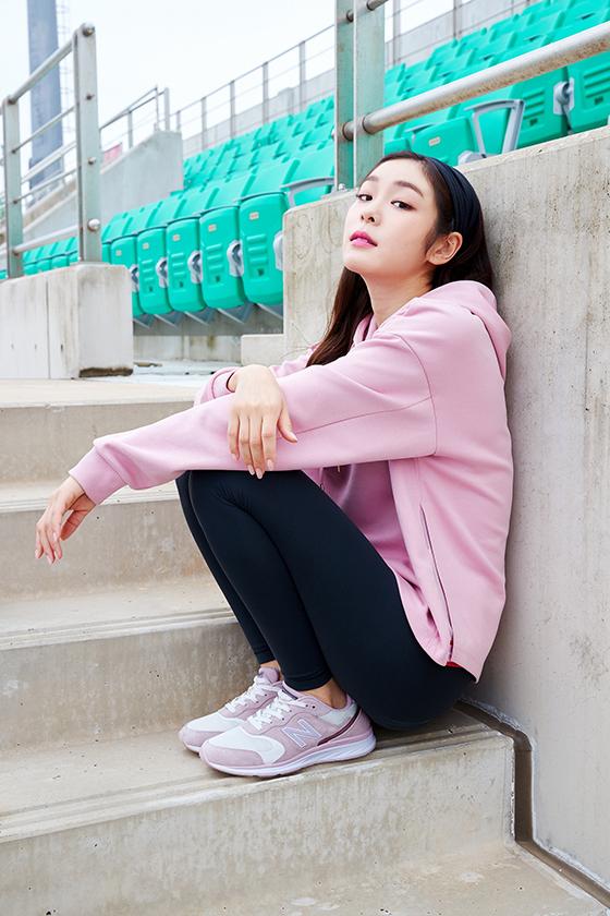 김연아 전 피겨스케이팅 선수/사진제공=뉴발란스