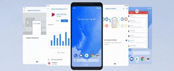 구글 '안드로이드 9 파이' 출시… '디지털웰빙·맞춤경험' 제공