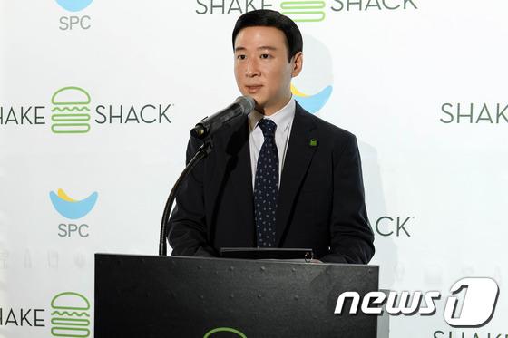 허희수 SPC그룹 부사장 (사진제공=SPC)© News1