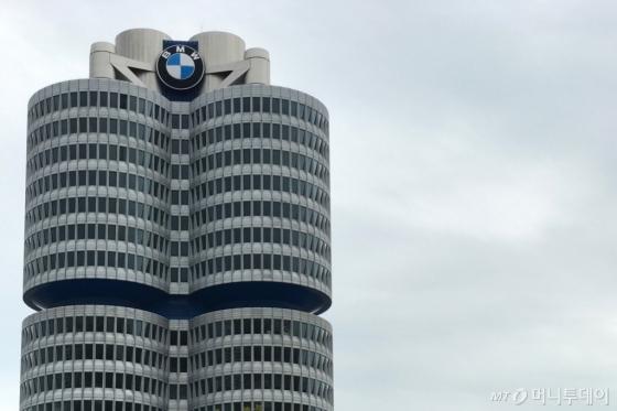 독일 뮌헨에 위치한 BMW 본사 /사진=김남이 기자