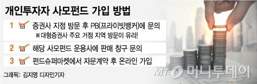 "[MT리포트] ""7개월만에 10조원이…"" 투자자 몰리는 헤지펀드"