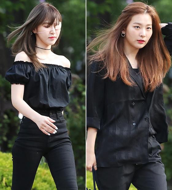 그룹 레드벨벳 웬디, 슬기/사진=뉴스1