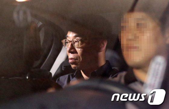 임종헌 전 법원행정처 차장. 2018.7.21/뉴스1 © News1 박세연 기자