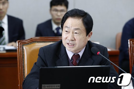 주광덕 자유한국당 의원 © News1 안은나 기자