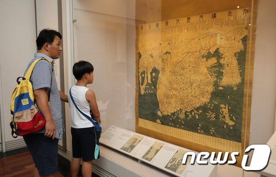 [사진]조선은 어떻게 '지도의 나라'가 됐는가